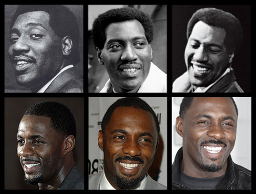 comparison of idris elba to otis redding