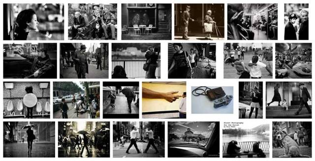 Google image results for 'street photography'